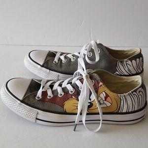 Converse Lonney Tunes Taz Lo Sneakers